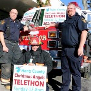 Christmas Angels Telethon 2015