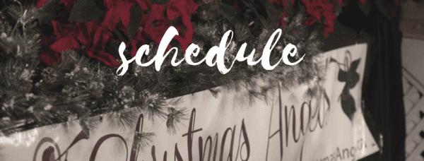 telethon-schedule